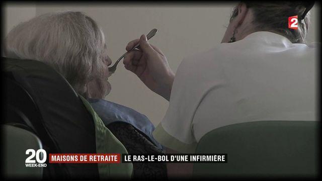 Maisons de retraite : le ras-le-bol des infirmières