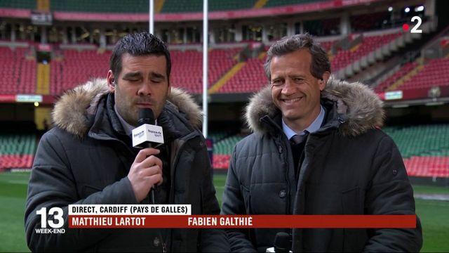 Tournoi des Six Nations : le XV de France vise l'exploit à Cardiff