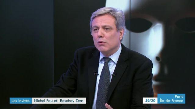Michel Fau et Roschdy Zem invités pour la pièce Trahisons
