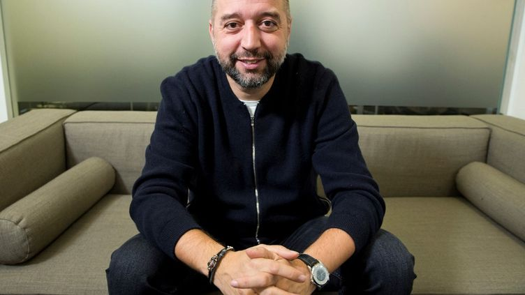 Le club de Bordeaux a été officiellement racheté par Gérard Lopez, le 23 juillet 2021. (ISABEL INFANTES / AFP)