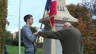 Les commémorations du 11-Novembre se préparent. (FRANCE 3)