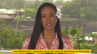 Shiquita Darrouzes (Capture d'écran Franceinfo)