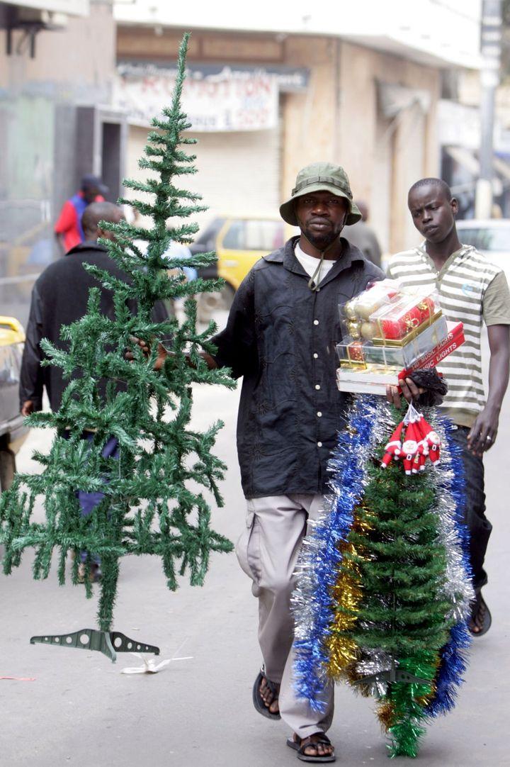 Nöel à Dakar (AFP/SEYLLOU)