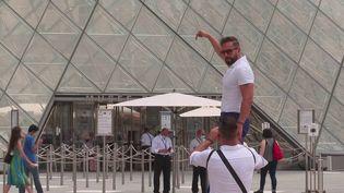 Tourisme : les étrangers déjà de retour en France (France 2)