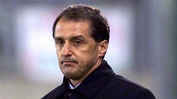 Faruk Hadzibegic, nouvel entraîneur d'Arles-Avignon
