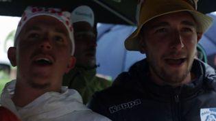 Tour de France : les spectateurs ont mis l'ambiance sur les cols des Alpes (France 3)
