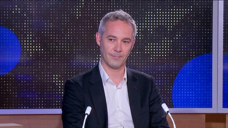 Olivier Marbot (FRANCEINFO)