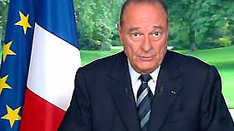 Jacques Chirac (archives) (© France)