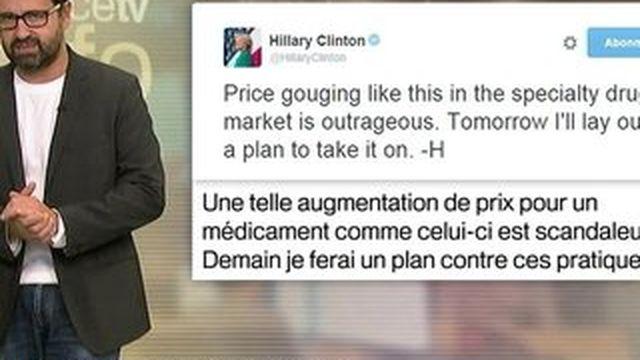 Le + de FranceTV info: quand un médicament contre le Sida augmente de 5 500 %