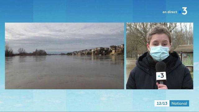 Inondations : à Marmande, la décrue s'accélère et l'heure est au nettoyage
