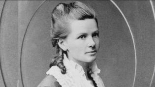 Bertha Benz est devenue la première femme conductrice, le 12 août 1888. (DR)