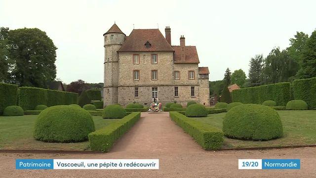 Reprise des visites au château de Vascueil