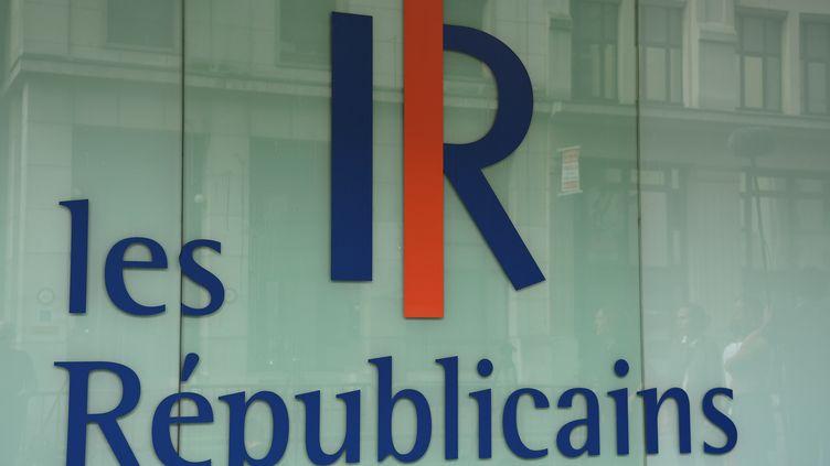 Le siège des Républicains, rue de Vaugirard, à Paris, le 11 juillet 2017. (BERTRAND GUAY / AFP)