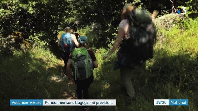 Montagne: dans les Pyrénées, un accompagnateur organise des stages de survie