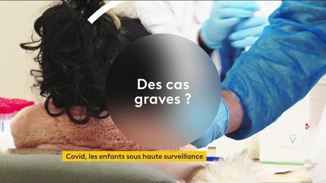 Covid-19 : l'augmentation des contaminations chez les jeunes enfants pose la question du vaccin