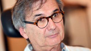 Patrick Goldstein, le chef du pôle des urgences au CHU de Lille. (STÉPHANE BARBEREAU / RADIOFRANCE)