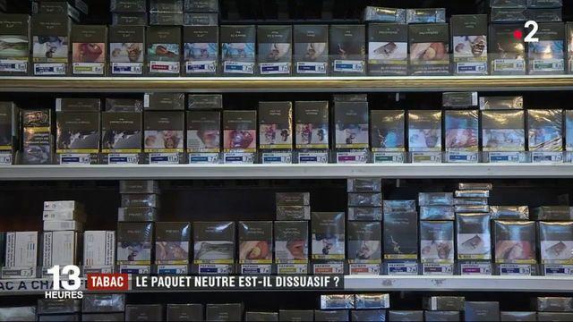 Tabac : le paquet neutre est-il dissuasif ?