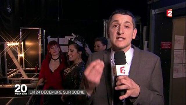 """""""Les 3 Mousquetaires"""" un 24 décembre sur scène"""