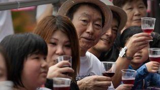 Japon et vin (FRANCEINFO)