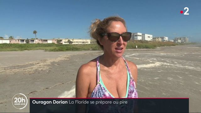 Ouragan Dorian : partir ou rester, le dilemme des habitants de Floride