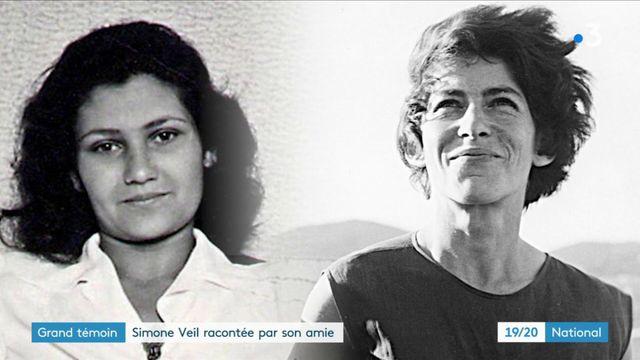 Grand témoin : Simone Veil racontée par son amie