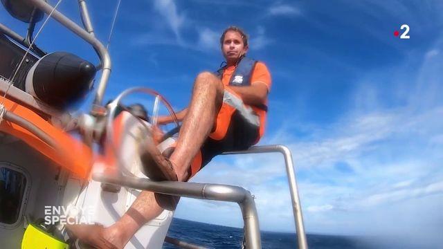 """Envoyé spécial. Sauveteurs en mer : """"L'Etat ne débourse pas un centime"""""""