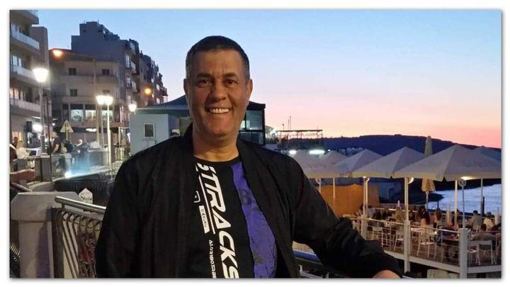 Bruno Azaïz, intérimaire chez Adecco, mort du Covid-19 le 7 avril 2020. (CELLULE INVESTIGATION DE RADIOFRANCE)