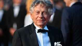 Roman Polanski en mai 2017 lors de la 70 édition du Festival de Cannes (LOIC VENANCE / AFP)