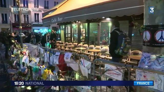 Attentats de Paris : le café La Bonne Bière est de nouveau ouvert
