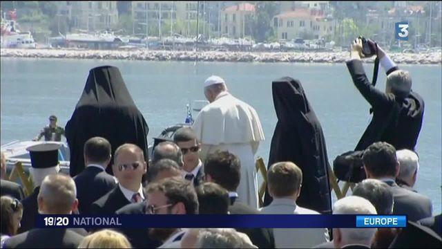 Pape François : trois familles de réfugiés accueillies au Vatican