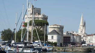 Le Vieux Port de la Rochelle (Charente-Maritime), le 29 août 2015. (CAROLINE BLUMBERG / MAXPPP)
