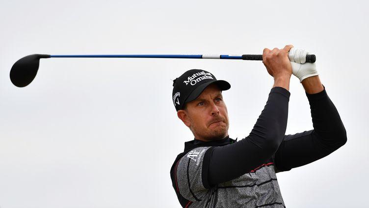 Henrik Stenson vainqueur du British Open (BEN STANSALL / AFP)