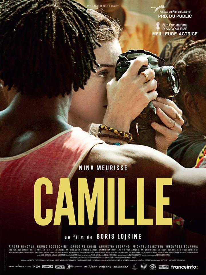 """L'affiche de """"Camille"""" de Boris Lojkine (Pyramide Distribution)"""