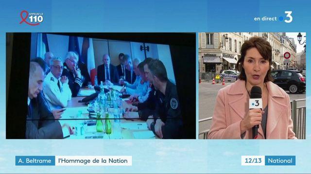Arnaud Beltrame : un hommage national se prépare
