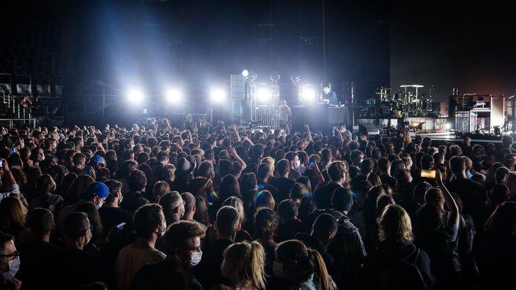 Dès ce mercredi 30 juin, les concerts et festivals debout pourront reprendre avec une jauge de 75% en intérieur et 100% en extérieur. (DAVID WOLFF - PATRICK / REDFERNS)