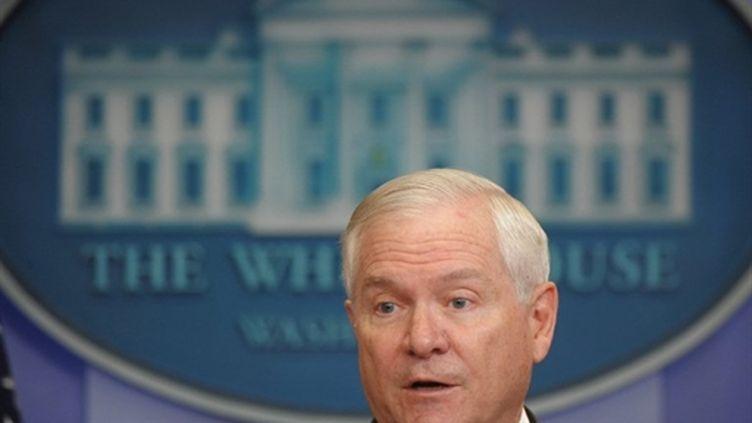 Le secrétaire américain à la Défense, Robert Gates - 26 mars 2010 (AFP Jewel Samad)