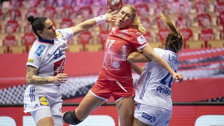 France - Russie, à l'occasion du deuxième match du tour principal de l'Euro 2020. (BO AMSTRUP / RITZAU SCANPIX)