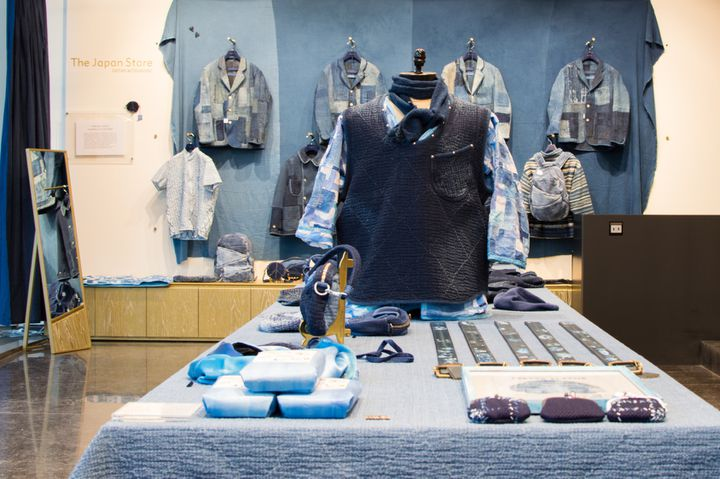 Porter Classic au Japan Store Isetan Mitsukoshi à Paris, 2017  (Loris Bianchi )