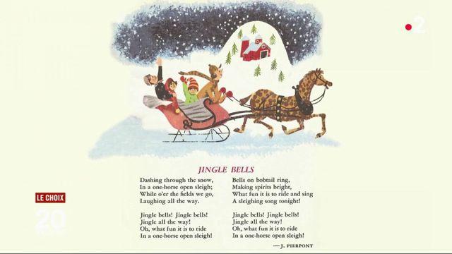 """""""Jingle Bells"""", la chanson incontournable de Noël"""