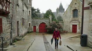 Patrimoine : Josselin, la petite cité bretonne au grand caractère (France 2)