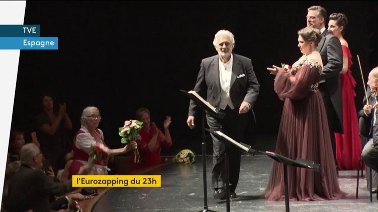 Placido Domingo (FRANCEINFO)