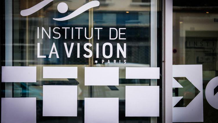 Les chercheurs de l'Institut de la vision à Paris ont travaillé pendant une douzaine d'années sur ce projet. (GARO / PHANIE)