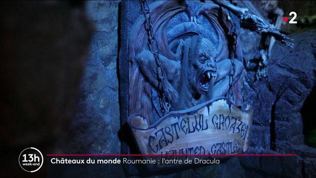 Roumanie : à la découverte du château de Dracula