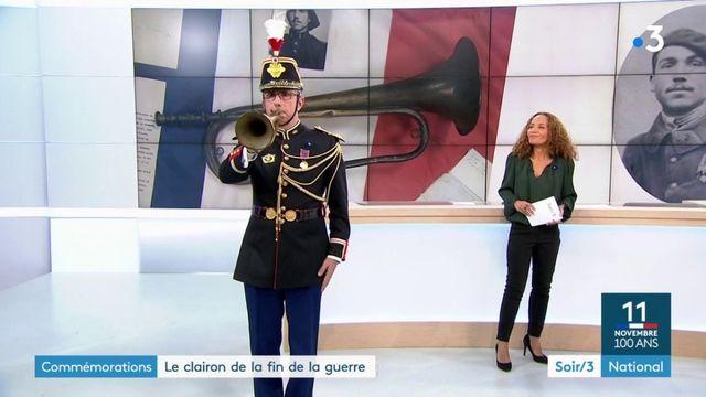 Histoire : Georges Labroche, le clairon de la fin de la Première Guerre mondiale