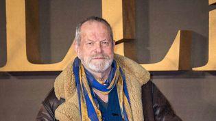 Terry Gilliam à Londres le 21 novembre 2016  (Vianney Le Caer / AP / Sipa)
