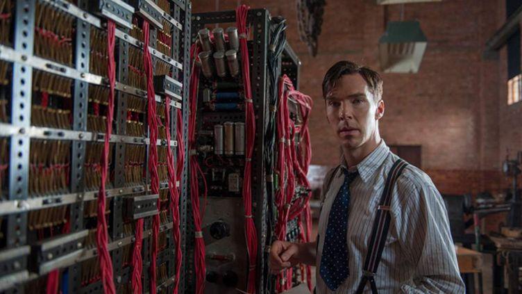 (Imitation game avec Benedict Cumberbatch)