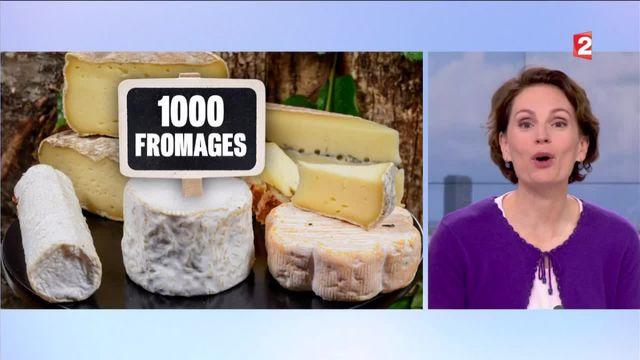 Fromages : ceux que les Français préfèrent