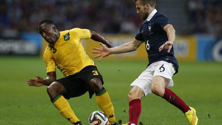 (TF1 diffusera 28 des 64 matchs de la coupe du monde © REUTERS / Pascal Rossignol)