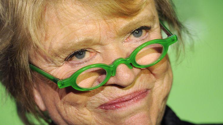 Eva Joly, le 3 février 2012. (BERTRAND GUAY / AFP)
