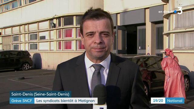 Grève SNCF : les syndicats bientôt reçus à Matignon